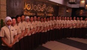 JoJoBa Spa (Berjaya Times Square Hotel & Convention Center)