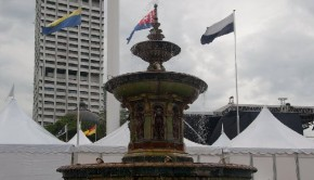 Queen Victoria Fountain