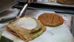 Ramly Burger Stall