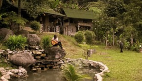 bamboo-village